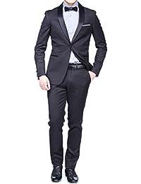 Leader Mode - Costume Zc16-175 Col Chale - 2p 15 Black