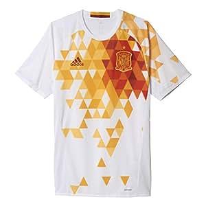 adidas Herren Shirt Kurzarm Auswärtstrikot UEFA EURO 2016 Spanien Authentic