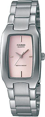 Casio Enticer Analog Pink Dial Women's Watch – LTP-1165A-4CDF (SH20)