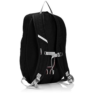 Berghaus TwentyFourSeven Plus 15 Litre Outdoor Rucksack Backpack, Black - hiking-backpacks