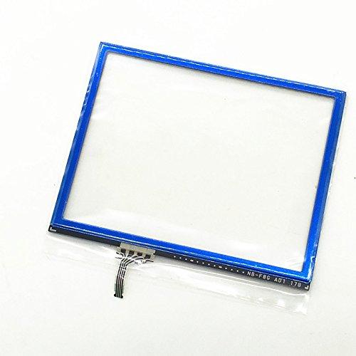 Zhuhaixmy Ersatz LCD Touch Screen Digitizer Lens Case LCD-Touchscreen-Digital wandler für Nintendo 3DS Console Color blau Touch-screen-linse Digitizer
