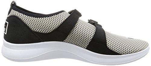 Nike Herren Air Sockracer SE Gymnastikschuhe Grau (Cobblestone/black/white/volt)