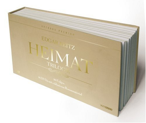 Heimat Trilogie (16 DVD-Box)