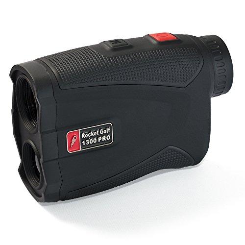 """Golflaser.de - Golf Laser Entfernungsmesser \""""Birdie 1300 Pro\"""" Black - RocketGolf"""