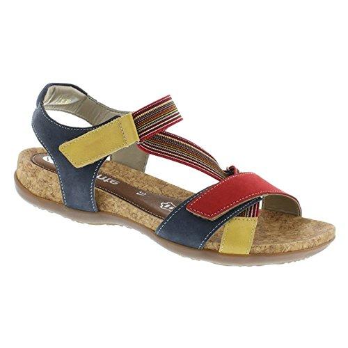 Sandali multicolore per uomo Oodji Ultra PDAsSJxR5a