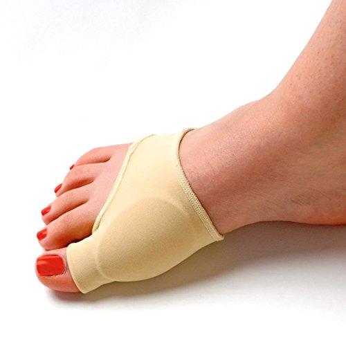 pixnor-adulto-donne-gel-elastico-interno-foderato-bunion-protezione-alluce-valgo-manica-punta-spalma