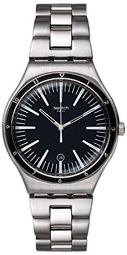 Swatch dalla melma Noire Orologio da uomo YWS411G