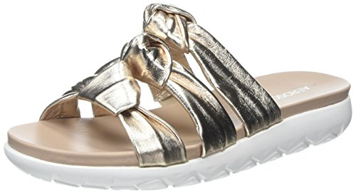 Aerosoles Light Speed Mars, Zuecos para Mujer, Dorado (Gold GOL), 38 EU