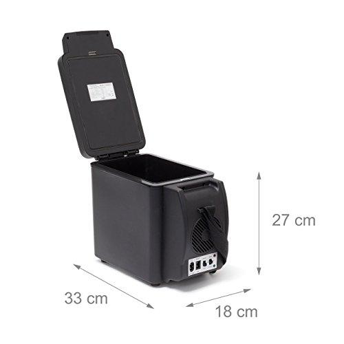 Relaxdays Kühlbox 6l Isolierbox für das Auto - 3