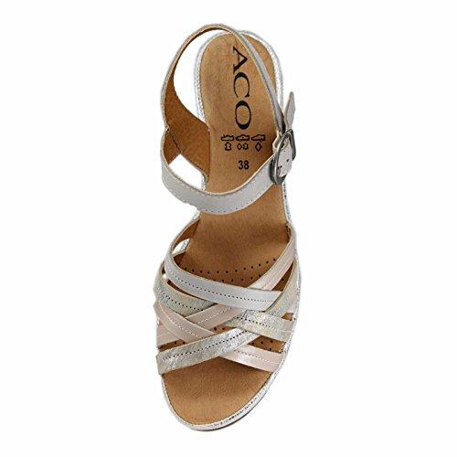 ACO Shoes Helli 02 460/6342/913/506/2306 Beige Kombi