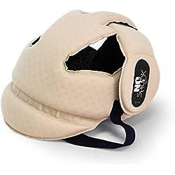 OkBaby - Casco protector para los niños, color beige, talla 44/52 (8-20 meses)