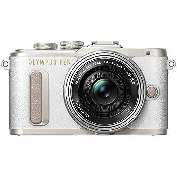 Olympus PEN E-PL8 - Cámara EVIL de 16 MP (pantalla táctil