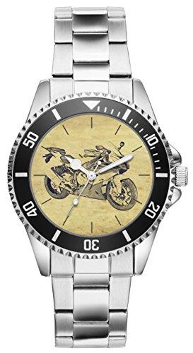 Geschenk für BMW S 1000 RR Motorrad Fahrer Fans Kiesenberg Uhr 20306