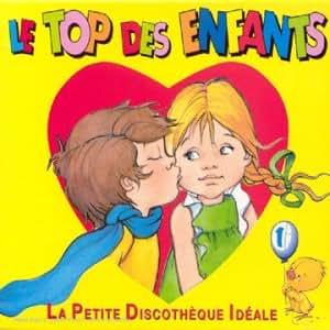 Coffret 3 CD : Le Top des enfants Vol. 1