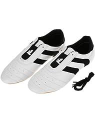 9b4398e744e Alomejor Taekwondo Zapatos Transpirables Deporte Boxeo Kung Fu Taichi  Zapatos Ligeros para Adultos y Niños