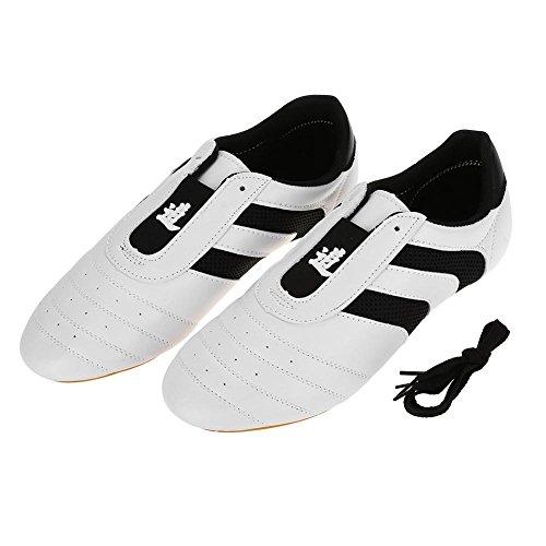 Alomejor Taekwondo Zapatos Transpirables Deporte Boxeo Kung Fu Taichi Zapatos...