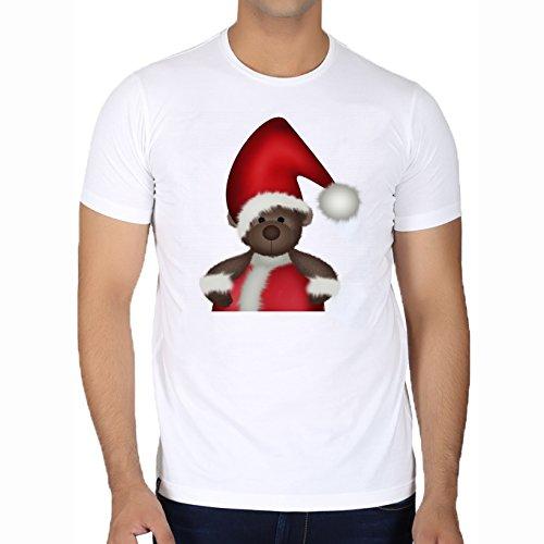 camiseta-blanca-con-cuello-redondo-para-los-hombres-tamano-m-cb-oso-de-santa-by-digital-art