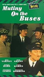 Mutiny On The Buses [VHS] [1972]