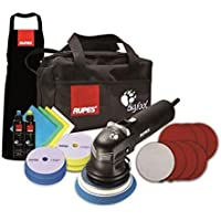 RUPES LHR75E MINI ORBITAL POLISHER DELUXE KIT (13 ITEMS)