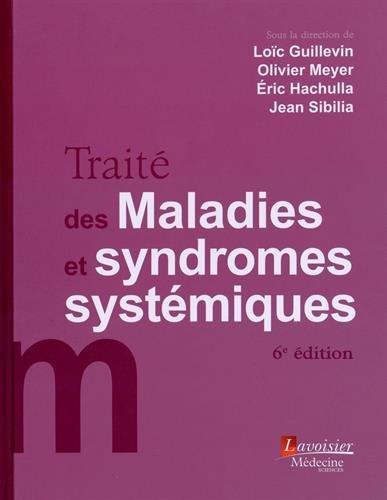 Trait des maladies et syndromes systmiques
