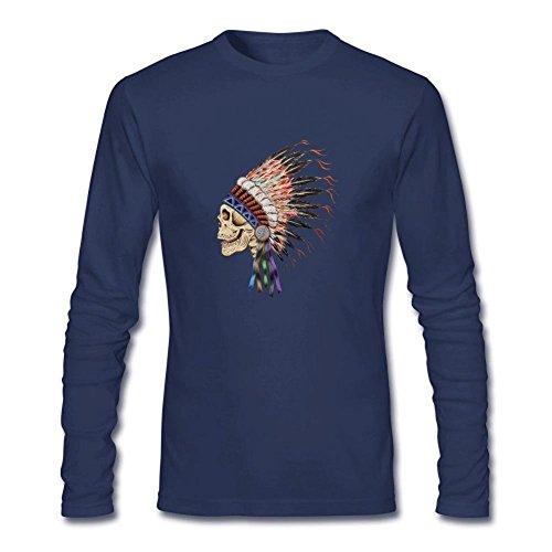 Herren's Spring 1990, Grateful Dead Long Sleeve T-shirt (Grateful Dead T-shirt Soft)