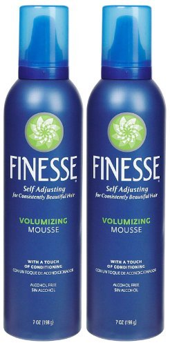 Finesse Volumizing Mousse 7 oz by Finesse -