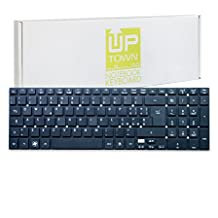 UP PARTS® UP-KBR016 - Tastiera ACER ASPIRE 5755 5830 E1-510 E1-570 E1-50072 V121702AK2 PK130N41A13 - Layout italiano - originale Uptown, leader italiano dei ricambi notebook.