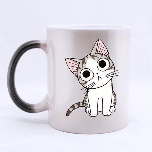 japonais Dessin animé Chi S Sweet Home mignon Chaton personnalisée Motif Morphing Mug Mug à café Creative Lait Mug personnalisé Tasse à thé 311,8 gram