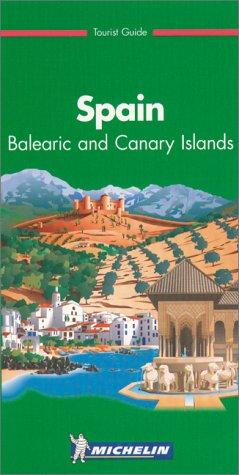 Spain (en anglais). Guide vert numéro 1523