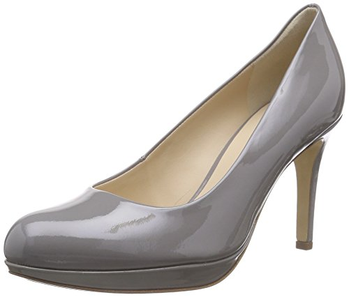 Högl 1- 10 8005, Damen Plateau Pumps, Grau (6000), 38.5 EU (5.5 Damen UK)
