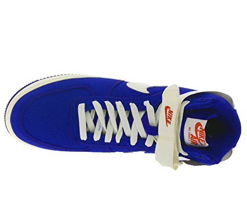 NIKE Air Force 1 High Retro Schuhe Herren Sneaker Turnschuhe Blau 832747 400 Blau