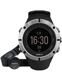 Suunto Ambit2 Sapphire (HR) - Reloj deportivo 50 x 50 x 17.5 mm, 92 g, 50 h, color negro y plata