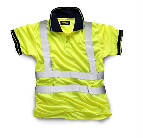 StandSafe - Maglietta Giallo giallo