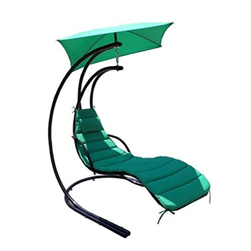 Helicopter Dream Chair Swing Hammock Green