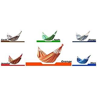 Beach & Pool HS3, Single Hängematte , Farbe: Orange …