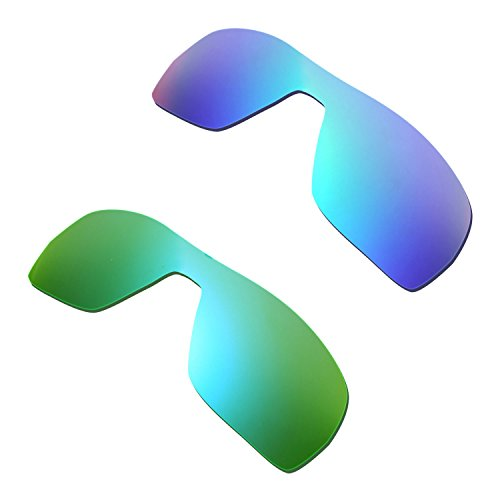 4ced6e17fd Hkuco Mens Replacement Lenses For Oakley Offshoot Blue Green Sunglasses -  Buy Online in KSA. Misc. products in Saudi Arabia. See Prices