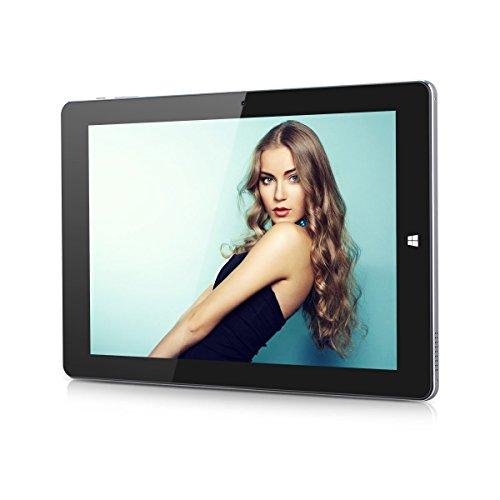 """10.1""""IPS Chuwi HI10 Pro 3G Tablet PC 1920x1200 Windows 10 + Android5.1 Intel Cherry Trail Z8300 64bit Quad Core 1.44GHz Bluetooth HDMI 4GB RAM 64GB ROM BT OTG HD Type-C"""