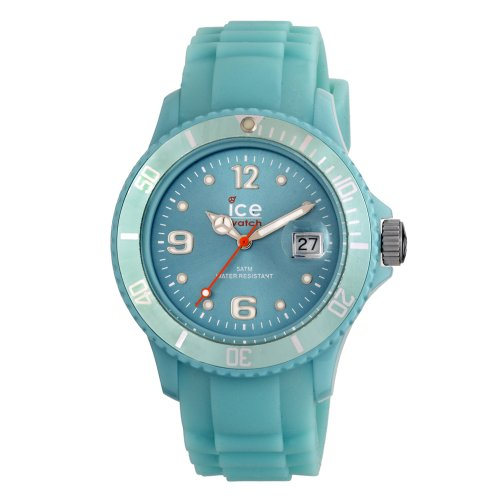 Ice-Watch Unisex Winter Cotton Analogue Watch SW.CN.U.S with Silicone Strap