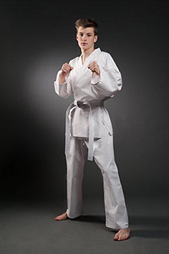 ORKANSPORTS Karateanzug Orkan weiss