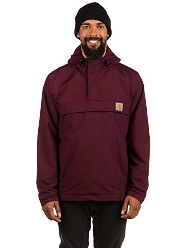Preisvergleich Produktbild Herren Jacke Carhartt WIP Nimbus Pullover Mantel,  Farbe Amarone,  Größe XL