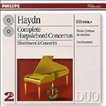 Complete Harpsichord Concertos;Divert...
