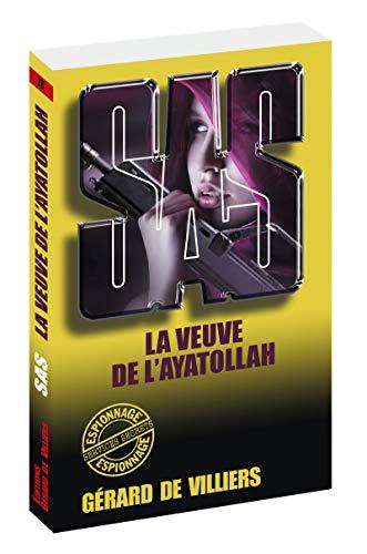 SAS 78 La veuve de l'ayatollah