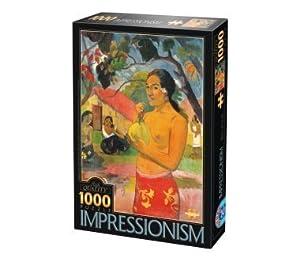 D-Toys - Rompecabezas, 1000 Piezas (DT66961-IM-06)