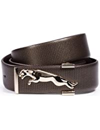 Talgo Presents Leather Jaguar Dial special new Design Reversible Belt with Auto Lock Buckle