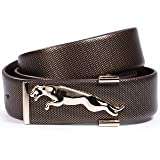 #5: Talgo New Arrival Festival Seasons Special Leather Jaguar Dial special new Design Reversible Belt with Auto Lock Buckle