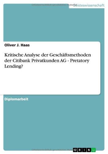 kritische-analyse-der-geschaftsmethoden-der-citibank-privatkunden-ag-pretatory-lending