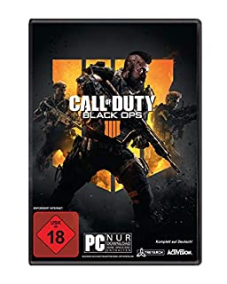 Call of Duty Black Ops 4 - Standard Edition - [PC] (B07BBBVWS5) | Amazon Products