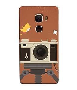 LeTv Le Max, LeEco Le Max Back Cover Camera Icon With Bird Design From FUSON