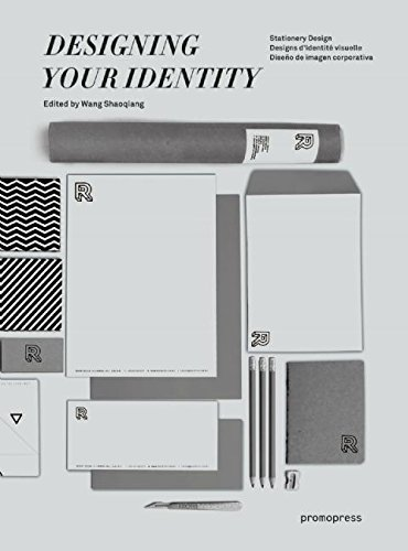 Designing Your Identity: Stationery Design par Wang Shaoqiang