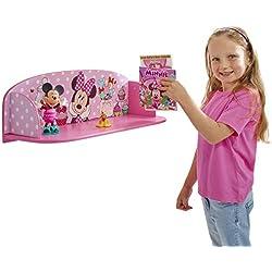 Minnie Mouse - Étagère pour chambre d'enfant